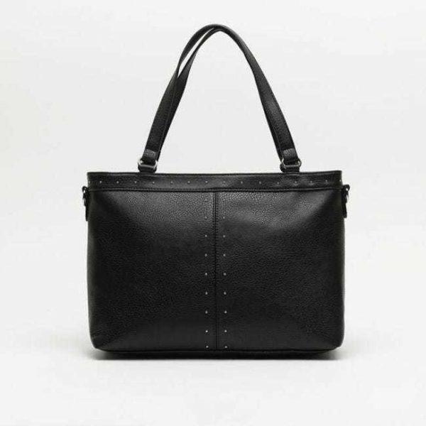 Catalogo de bolsos de misako bolso shopper negro
