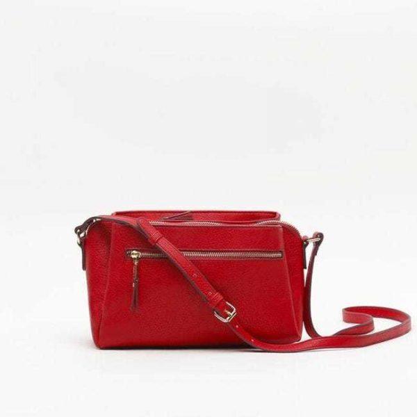 Catalogo de bolsos de misako otoño invierno bolso rojo