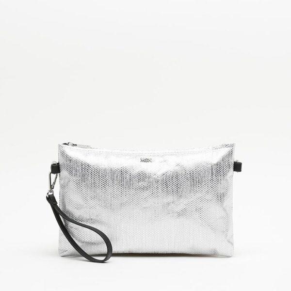Kana: bolso de mano y bandolera en rafia, ideal para fiestas