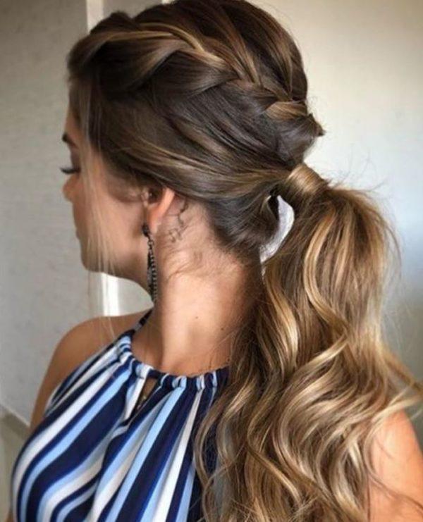 Peinados De Invitadas Para Boda 2021 Modaellas Com
