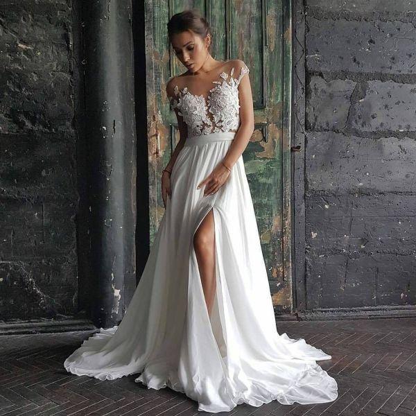 vestidos-de-novia-boda-civil-gasa-seda-instagram