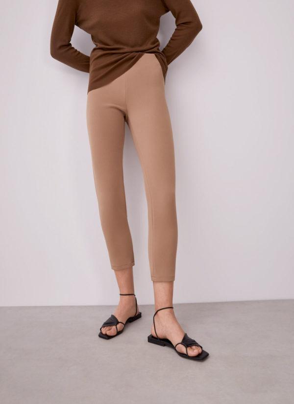 Rebajas ADOLFO DOMINGUEZ invierno 2021 pantalon tobillero