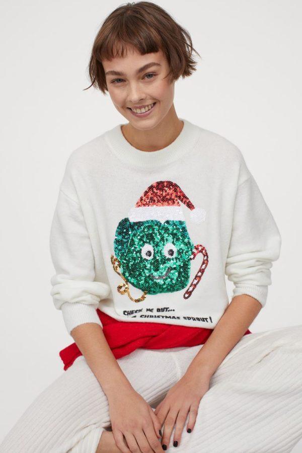 Tendencias en Jerseys de Navidad para 2020 en H&M