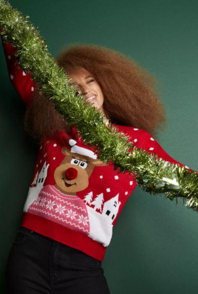 Tendencias en Jerseys de Navidad para 2020 en Primark