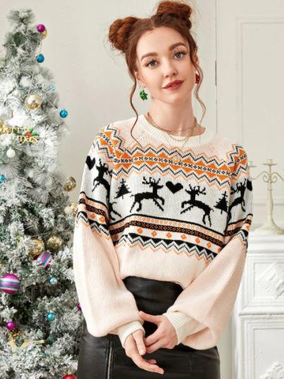 Tendencias en Jerseys de Navidad para 2020 en Shein