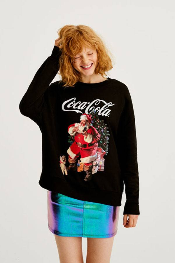 Tendencias en Jerseys de Navidad para 2020 en Zara