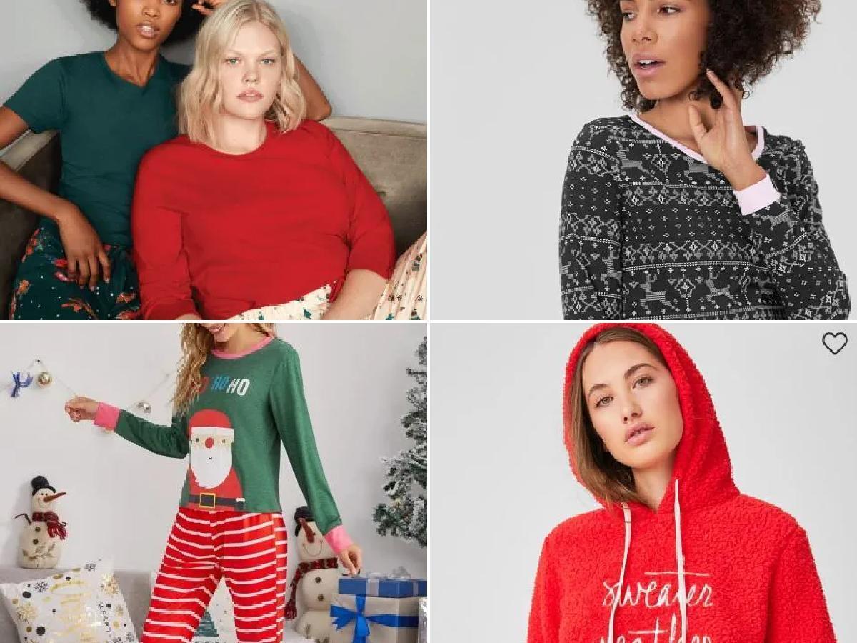 pijamas de navidad 2020