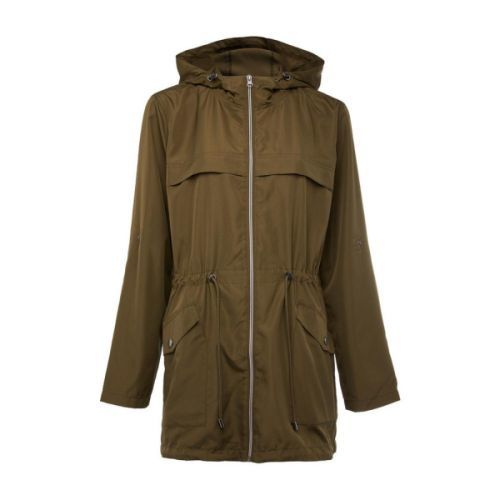 Parka color caqui, Primark