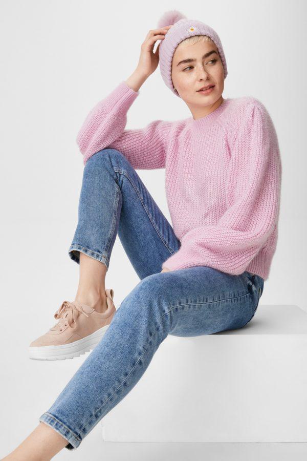 Ca rebajas para mujer jersey rosa