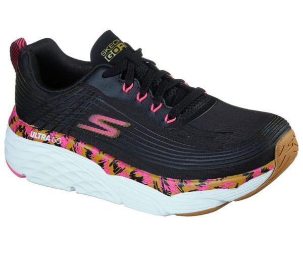 Catalogo de zapatillas de mujer skechers invierno 2021 modelo max cushioning