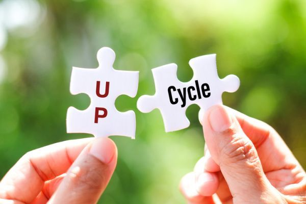 Up cycle puzzle