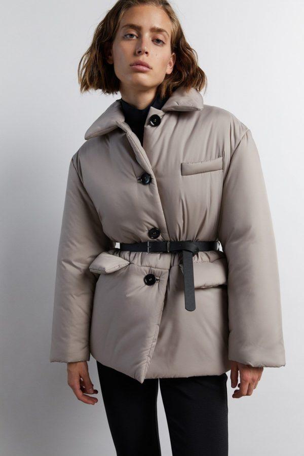 Rebajas sfera para mujer invierno 2021 abrigo acolchado