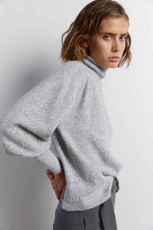 Rebajas sfera para mujer invierno 2021 jersey cuello vuelto