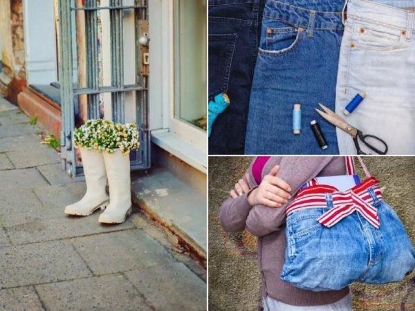 Upcycling en la moda
