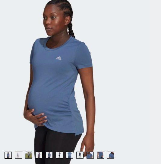 Camiseta Adidas Premamá 2021