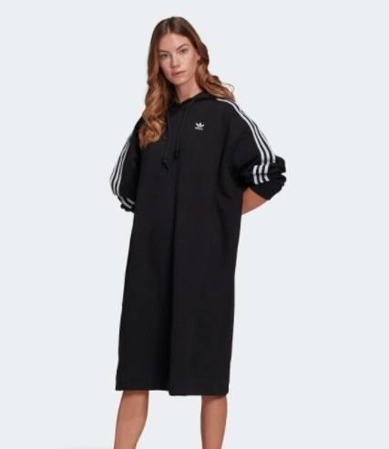 Vestido con capucha Adidas 2021