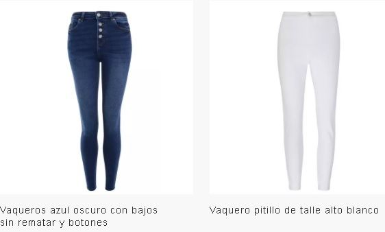 Pantalones pitillos Primark