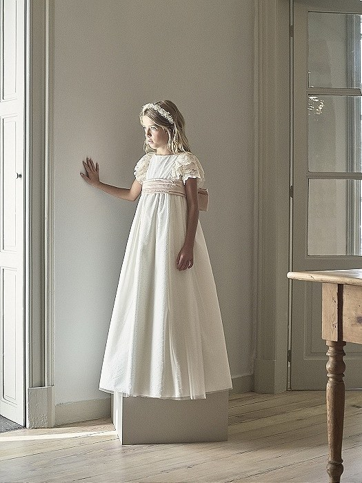 VESTIDOS COMUNION NANOS 2021 vestido modelo monaco