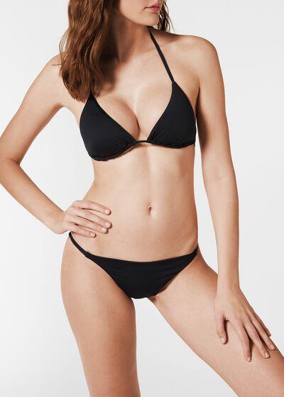 Micro Bikini negro Calzedonia
