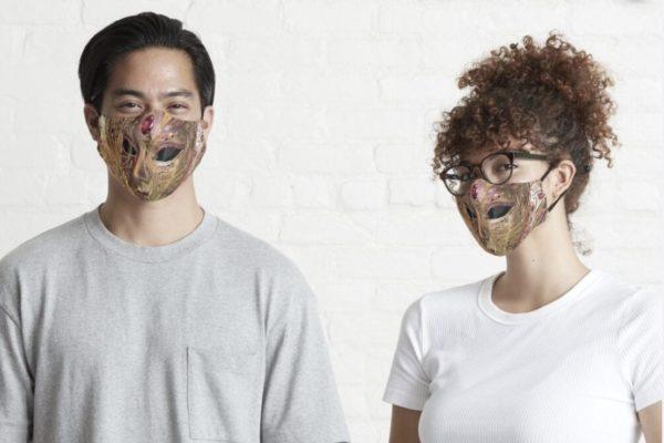 Mascarillas originales para carnaval 2021 mascarillas venecianas red bubble