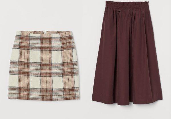 Que es el estilo cabincore faldas h&m
