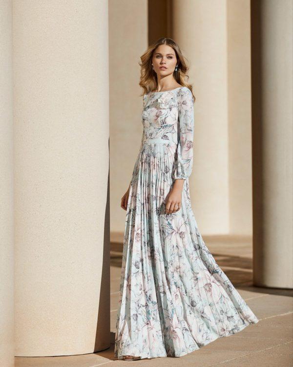 Vestidos de comunion para madres vestido rosa clara 4t154