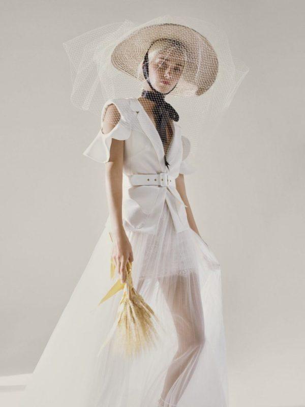 Vestidos de novia cortos 2021 yolan cris kate and 1966