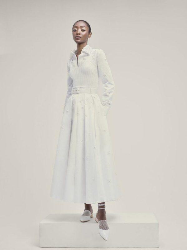 Vestidos de novia cortos 2021 yolan cris rosetta