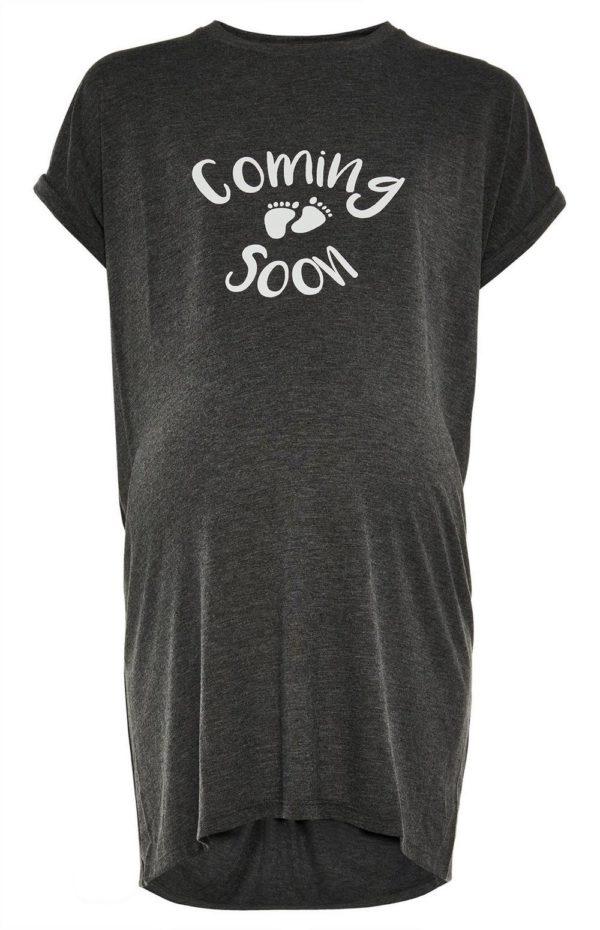 Catalogo PRIMARK primavera verano camiseta premama