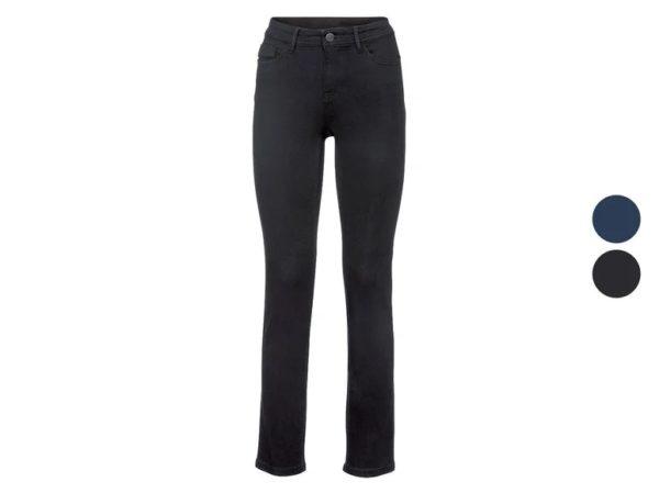Catalogo lidl otoño invierno pantalones tejano negro