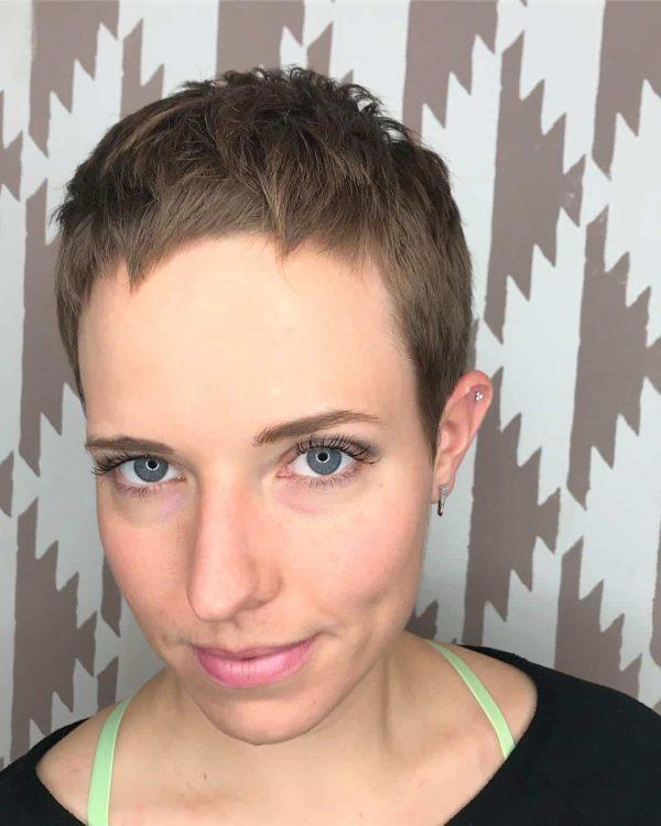 Los mejores cortes de cabello y peinados para mujer otono invierno pelo corto corte pixie