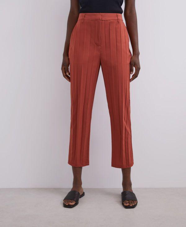 Rebajas adolfo dominguez verano 2012 pantalon plisado
