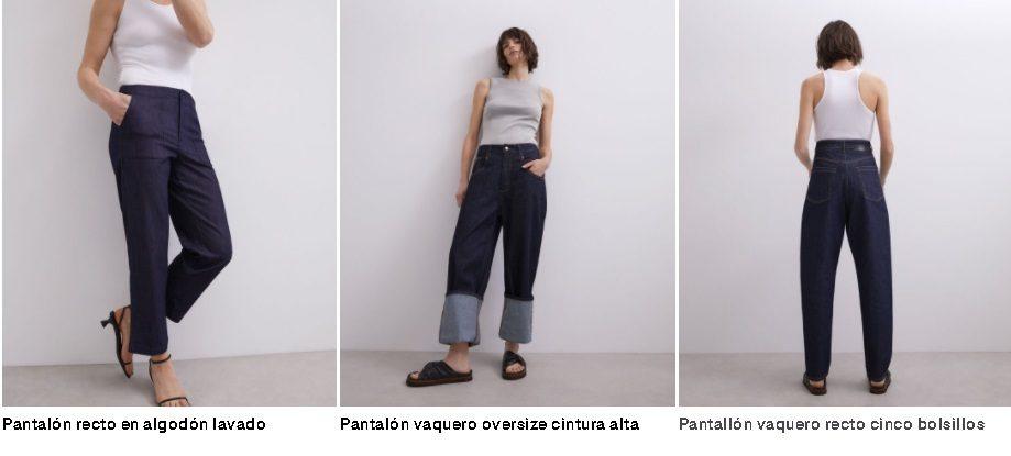 Pantalones vaqueros Adolfo Dominguez