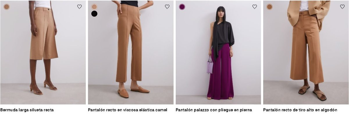 Pantalones Adolfo Dominguez