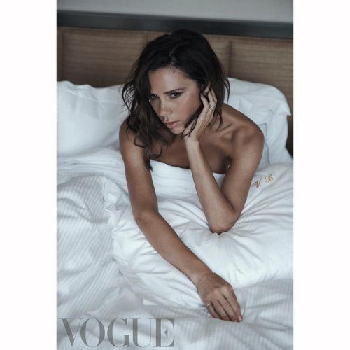 Victoria Beckham blunt bob