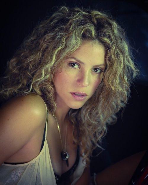 Shakira rizos