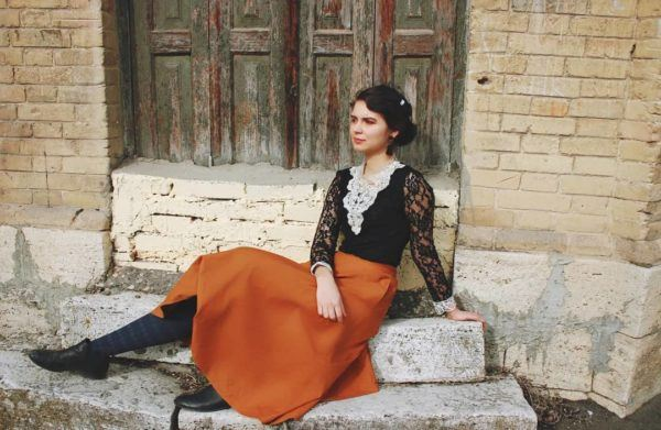 Vestimenta Girly Style