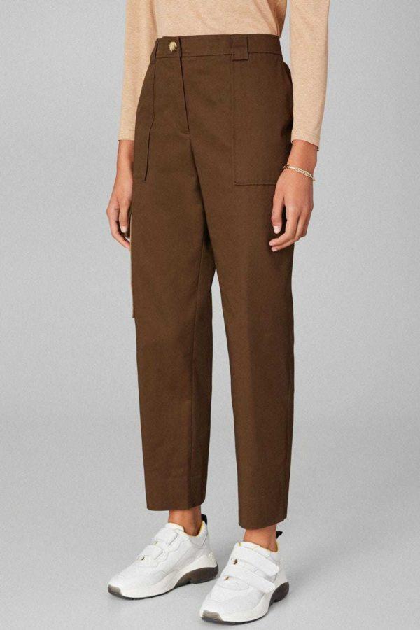 Rebajas purificacion garcia otoño invierno pantalon cargo