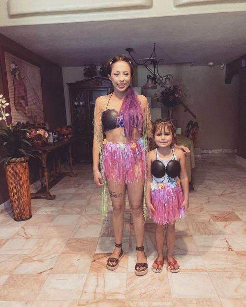 Twinning hermanas de disfraz