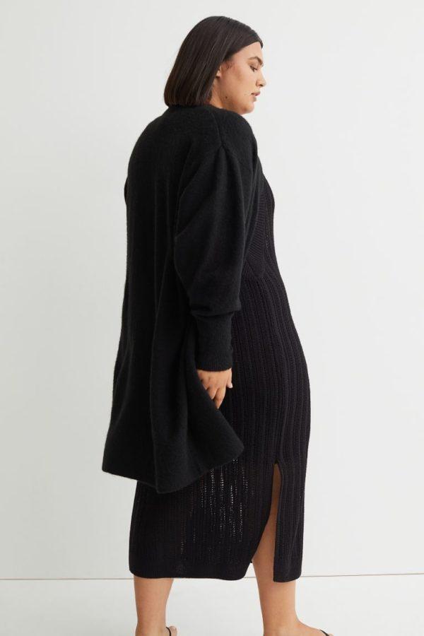 Ropa para gorditas otoño invierno H&M cardigan