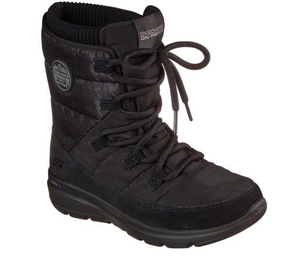 Catalogo de zapatillas de mujer skechers otoño invierno BOTAS modelo glaciar