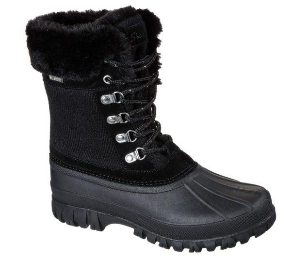Catalogo de zapatillas de mujer skechers otoño invierno BOTAS modelo windom