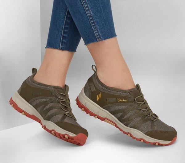 Catalogo de zapatillas de mujer skechers otoño invierno CASUAL siger hike