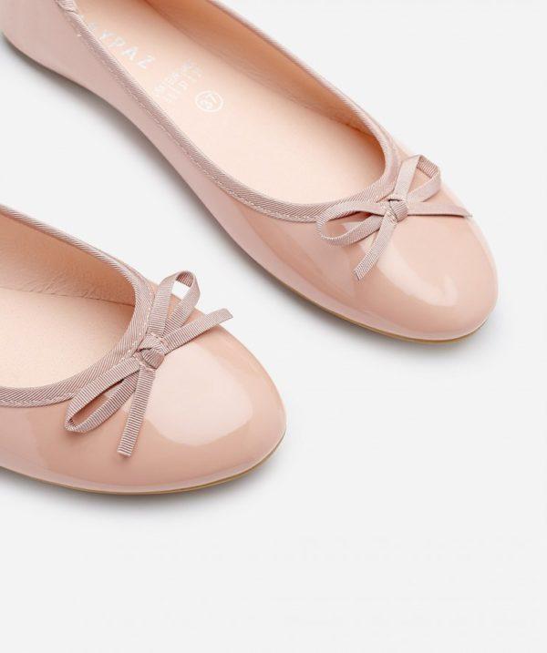 Catalogo marypaz para mujer otoño invierno ZAPATOS PLANOS bailarinas rosa