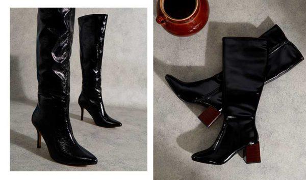 Catalogo marypaz para mujer otoño invierno botas altas