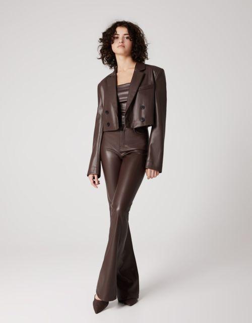 Set pantalón y chaqueta mujer C. Tangana x Bershka
