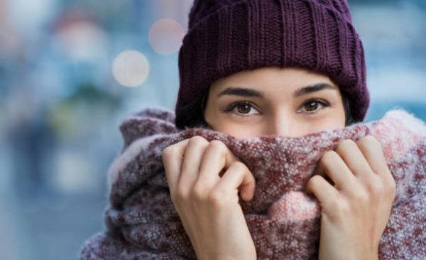 Como hacer bufanda para navidad 1