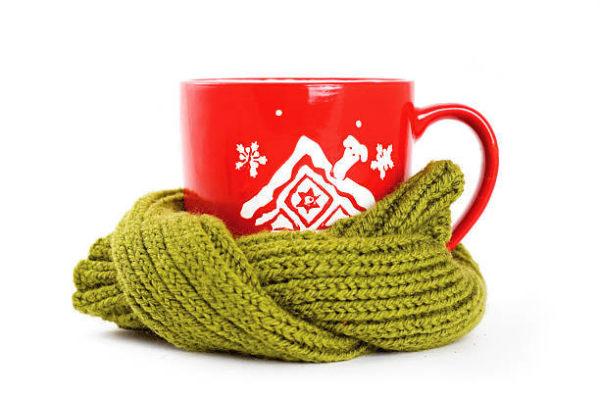Como hacer bufanda para navidad 2