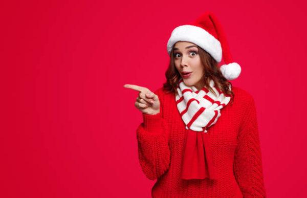Como hacer bufanda para navidad 3