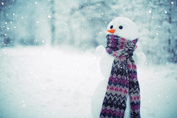 Como hacer bufanda para navidad 5